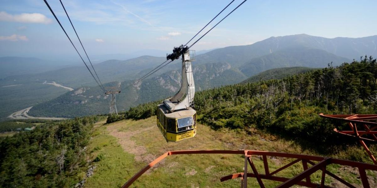Cannon Mountain Aerial Tramway - Cannon Mountain