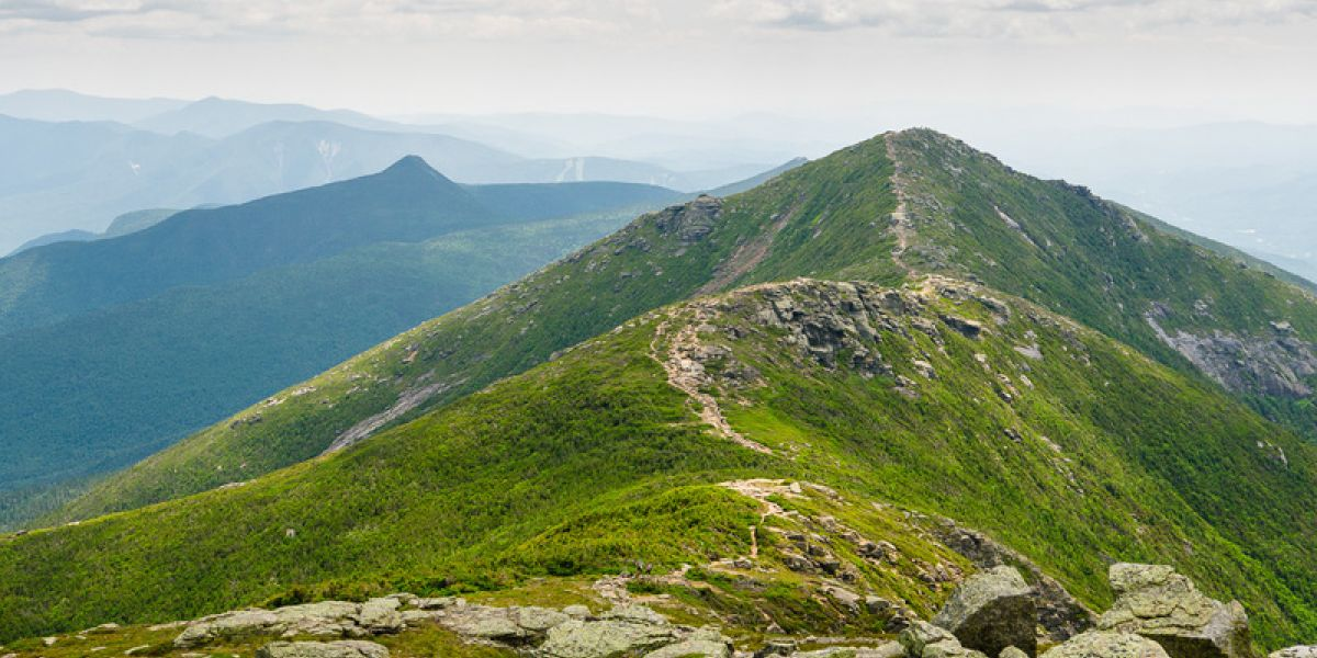 Hiking - Cannon Mountain on